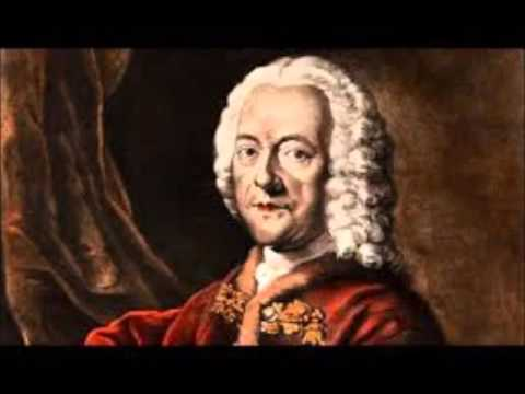 Georg Philipp Telemann - TWV 55-d1 Suite For Strings And Continuo In D Minor (-1716)