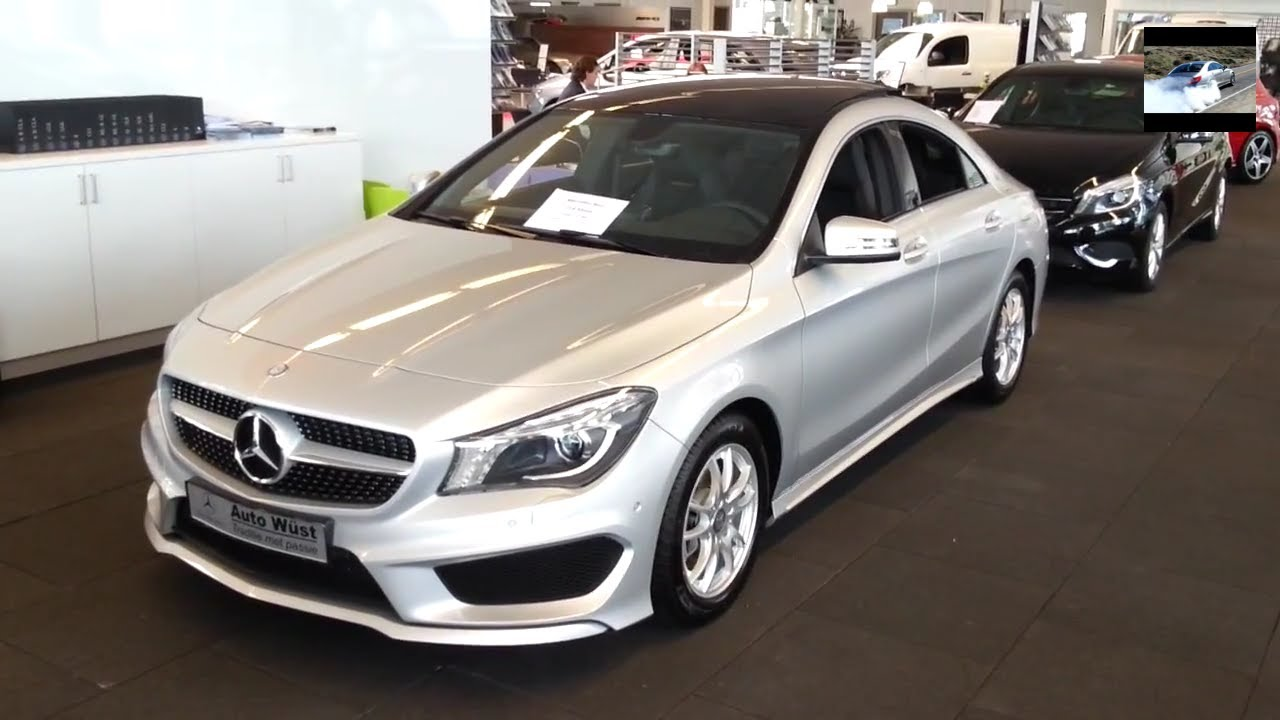 mercedes benz cla 2015 in depth review interior exterior youtube. Black Bedroom Furniture Sets. Home Design Ideas