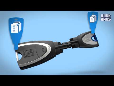 Winkhaus blueSmart Active -  Acces even when cylinder batteries are depleted