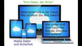 Datensicherheit im Cloudspeicher