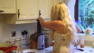 Using The Pulp Left After Juicing