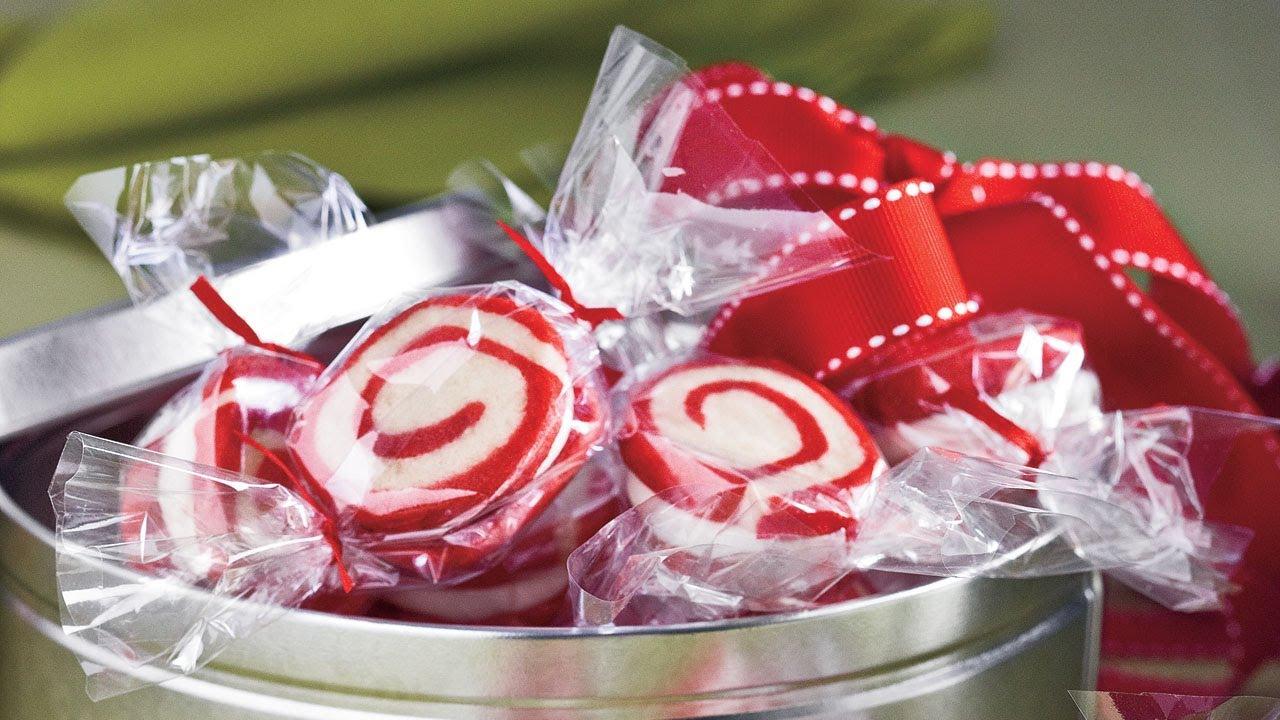 How To Make Peppermint Pinwheel Cookies Cookie Recipe