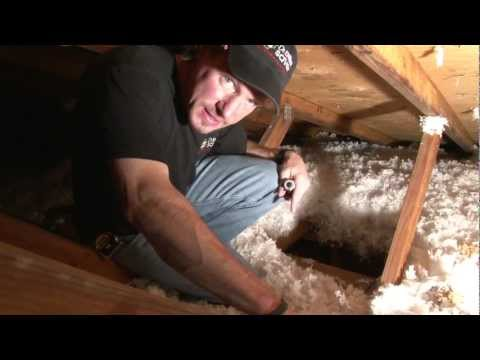 The Importance of Air Sealing and Insulating Attics