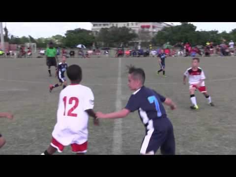 Palm Beach Classic Finals 2016 Boynton Knights U10 vs PBG U10
