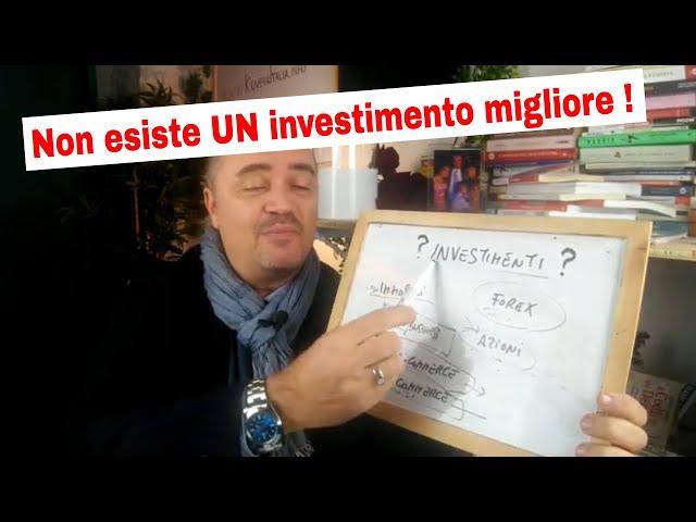 5 tipi di investimento: differenze, vantaggi e svantaggi spiegati in modo semplice.
