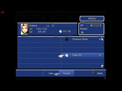 Final Fantasy IX - Abilities, Equipment And Levels (Episode 4.5)