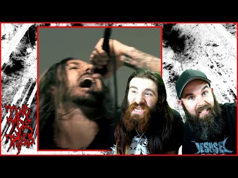 As I Lay Dying - My Own Grave (OFFICIAL VIDEO) REACTION (Read Description)