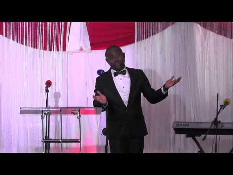 Pastor Rhema Ngoy - God Of A Second Chance (15/05/2016)