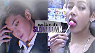 MULTIMALE KPOP MEP — slow down | thanks for 1.6k!