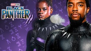 BLACK PANTHER 2 UPDATE From Letitia Wright (Shuri)