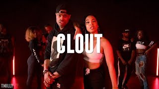 Offset - Clout ft. Cardi B | Choreography by Phil Wright & Aliya Janell #TMillyTV