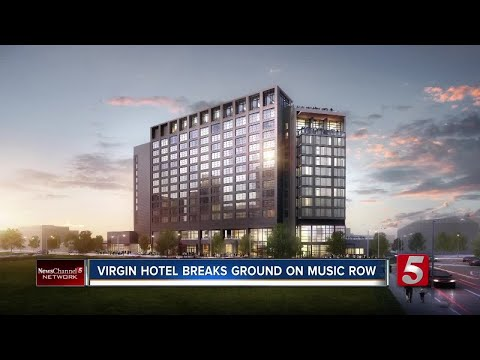Virgin Hotel Construction Begins; Some Wary Of Music Row's Future