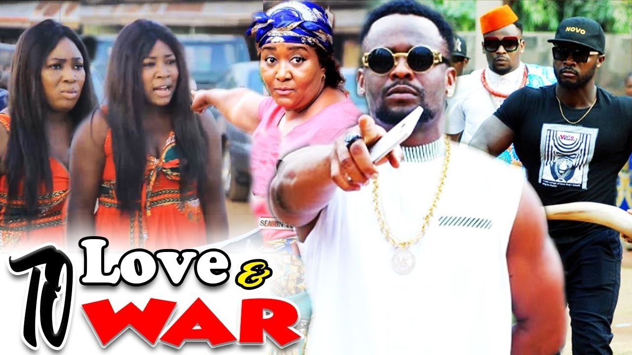 Download To Love And To War Part 5&6 - Zubby Michael & Ebele Okaro 2020 Latest New Nigerian Nollywood Movies.