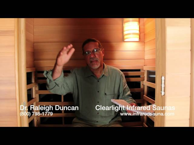 How do infrared saunas help with pain? -- Clearlight Infrared Sauna Mailbag