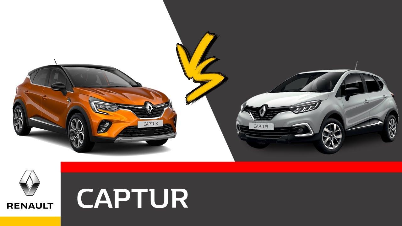 Renault Captur Vs Novi Captur 2019 Youtube