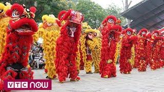 Màn đồng diễn Lân Rồng xác lập kỷ lục Guinness Việt
