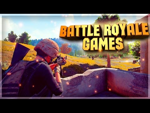 Top 5 Battle Royale Games For Powerfull Pc Youtube