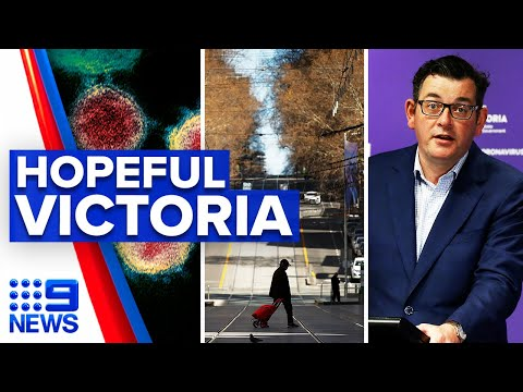 Coronavirus: Lowest Victorian cases in almost three months | 9 News Australia