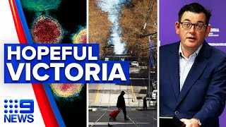 Coronavirus: Lowest Victorian cases in almost three months | 9 News Australia