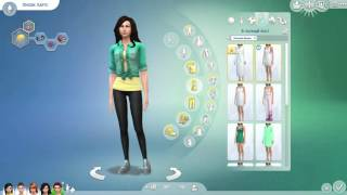 The Sims 4.Challenge