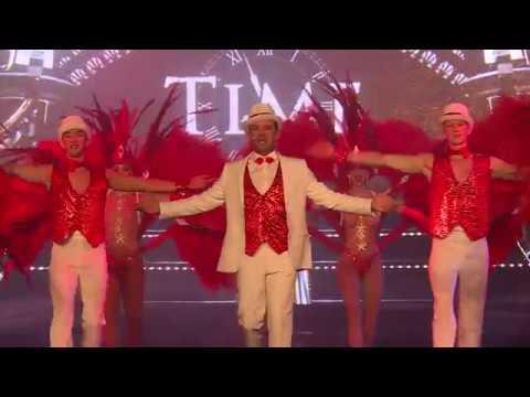 """CABARET ELEGANCE  Nouveau spectacle """"TIME"""""""