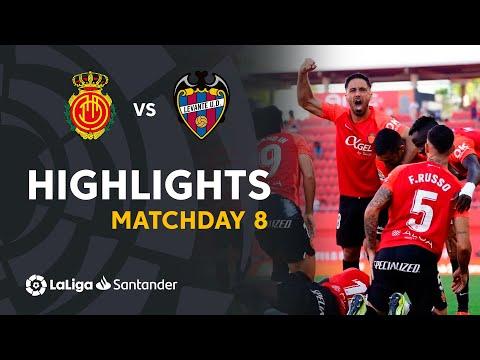 Mallorca Levante Goals And Highlights