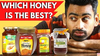10 Honey Brands in India Ranked from Worst to Best (With Lab Test Report)