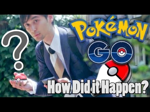 How Pokemon Go Was Inspired And Will Work?