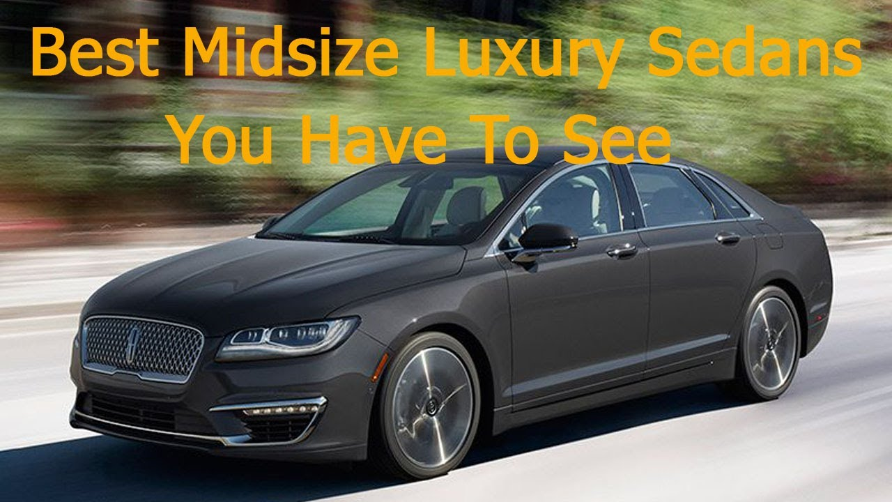 best midsize luxury sedans you have to see new car review youtube. Black Bedroom Furniture Sets. Home Design Ideas