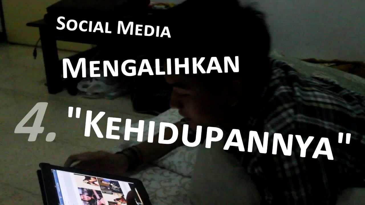 PENGARUH SOSIAL MEDIA TERHADAP REMAJA