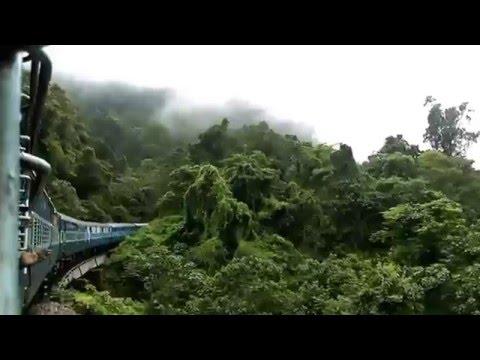 A journey through heaven: Western ghats