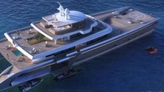 New 234ft 'MANIFESTO' Catamaran, Video Of Superyachts In Antibes,NEW Open Ocean 800 & much more