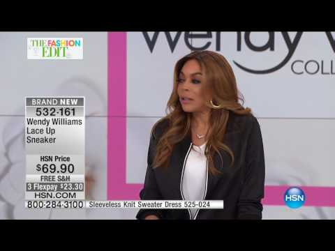 HSN | Wendy Williams Fashions 03.17.2017 - 08 PM