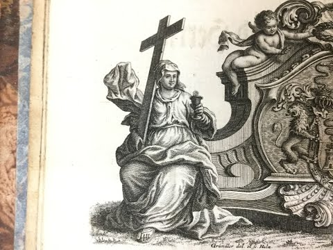 Woodcuts of the Ancients. Rare books yield a glimpse into religious life