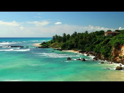 Calming Ocean Sounds - 4 Hour Film with Nature Sounds, Relaxing Waves