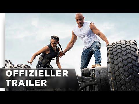 Fast & Furious 9 - Trailer 2 deutsch/german HD