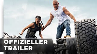 Fast & Furious 9 - Trailer 2 deutsch/german HD