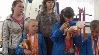 Международные детские игры(4 июля в Новосибирске были подведены итоги Международных детских игр «Спорт-искусство-интеллект». В соревн..., 2013-07-10T07:07:39.000Z)