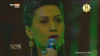 Azerin - Gülistan - Nevruz Gala 2017 - TRT Avaz