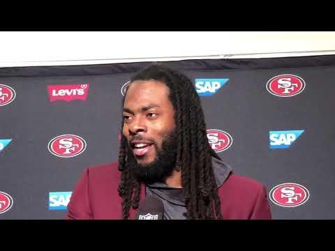 49ers Richard Sherman said facing Seattle Seahawks a 'regular game'