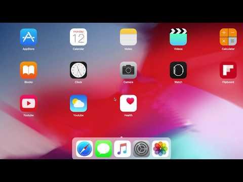 iPadian iOS 12