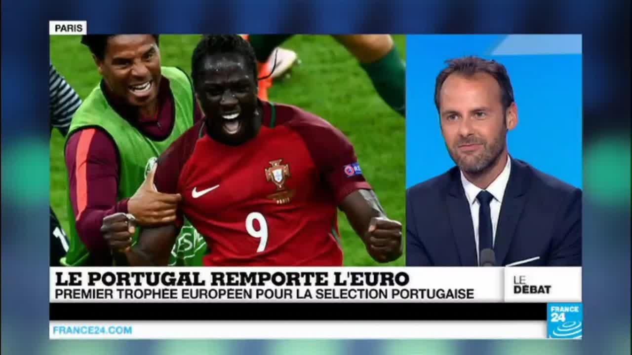 Euro 2016 Le Portugal Etait La Meilleure Equipe Mentalement Leur
