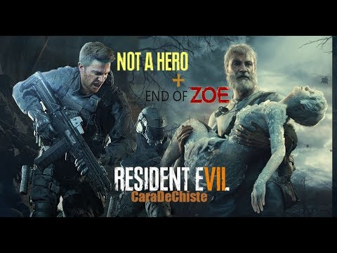 Resident Evil 7 Not A Hero \ End Of Zoe