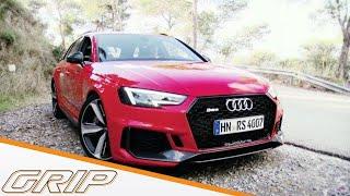 Wolf im Schafspelz - der neue Audi RS4 Avant - GRIP - Folge 429 - RTL2