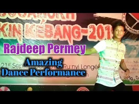 rajdeep-permey-dance-program-||-at-gogamukh-kangkin-kébang-2019