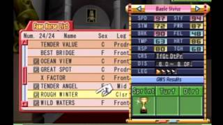 Hall of Fame [Gallop Racer 2004]