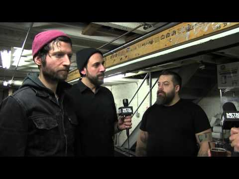 SO HIDEOUS & JUNIUS Interview by PROSTHETIC RECORDS| Metal Injection