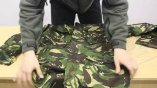 Куртка SAS DPM с капюшоном