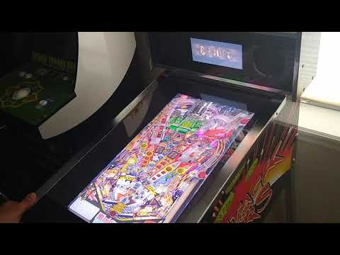 Arcade1up Williams/ Attack From Mars Pinball. Medieval Madness gameplay 2 from lacrossed55