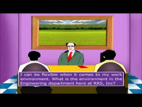 English Interview Conversation Best Interview Preparation Video Part-2